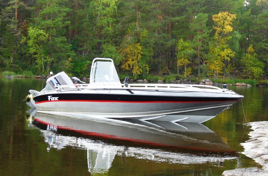 båt utan motor